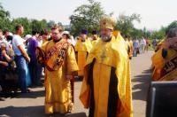 В Красноярске состоялся ежегодный общегородской крестный ход с участием Енисейского казачества.