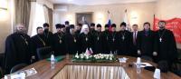В Москве в МГУТУ им К.Г. Разумовского была проведена коллегия войсковых казачьих священников