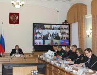 В Новосибирске состоялось заседание окружной комиссии в составе Совета при Президенте РФ по делам казачества