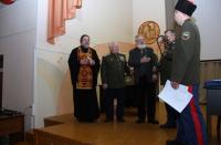 В Красноярске состоялся  большой казачий круг станицы Воскресенская