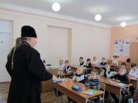 Духовно-нравственные беседы в классах казачьей направленности