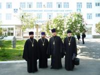 Протоиерей Владимир Пермяков принял участие в обучающем семинаре