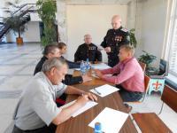 Cостоялось заседание Правления станицы Шушенская Особого Минусинского Казачьего Округа