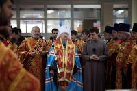 Состоялось торжественное открытие VII Церковно-общественной выставки-ярмарки «Православная Русь»
