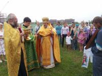 28 июля, в день памяти святого равноапостольного великого князя Владимира, 1025-летие Крещения Руси