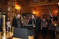 Чтение канона преп. Андрея Критского в первую седмицу поста