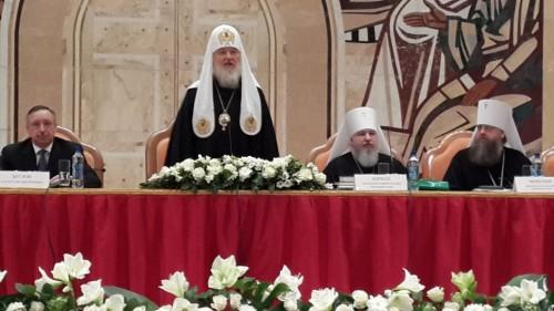 Съезд казачьих духовников «Православие — духовно-нравственная основа казачьего мировоззрения»
