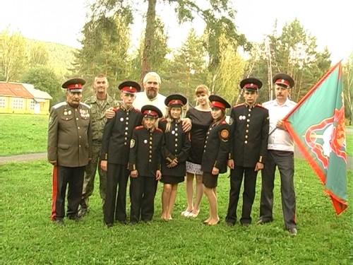 Отчет о деятельности Саянского окружного казачьего общества за второе полугодие 2013 года